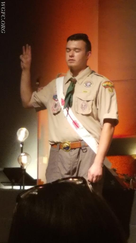 Pledge of Eagle Scout